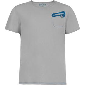 E9 Oblo 19 Camiseta manga corta Hombre, ice